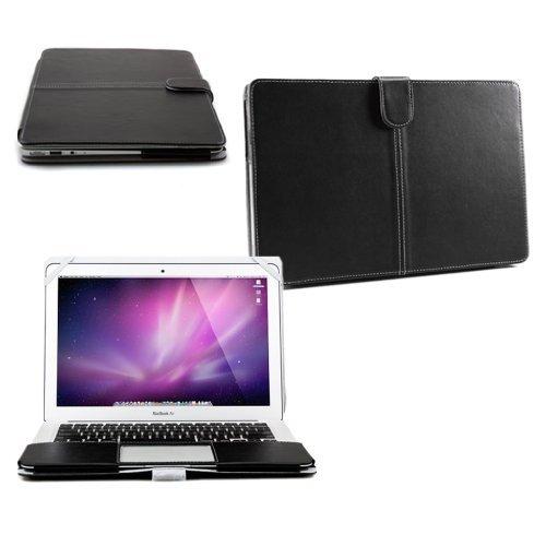 love my case black smart premium pu leather sleeve case